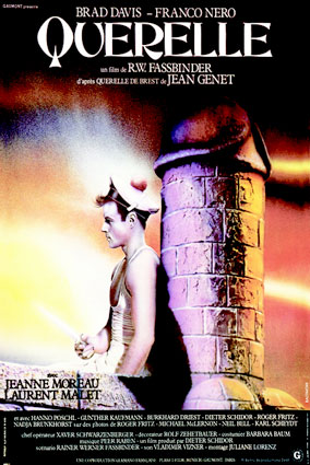 querelle - movie poster